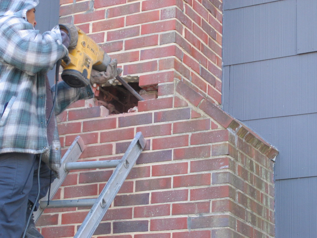 Chester County Hardscaping - Chimney Repair